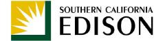 Southern Cal Edison logo