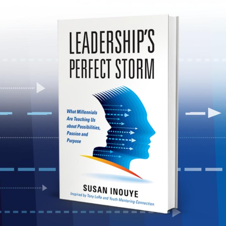 Susan Inouye - Leadership's Perfect Storm
